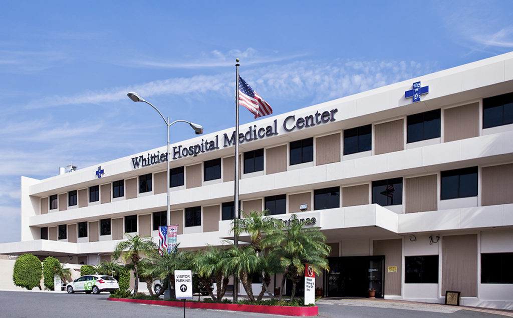 Whittier medical space for rent